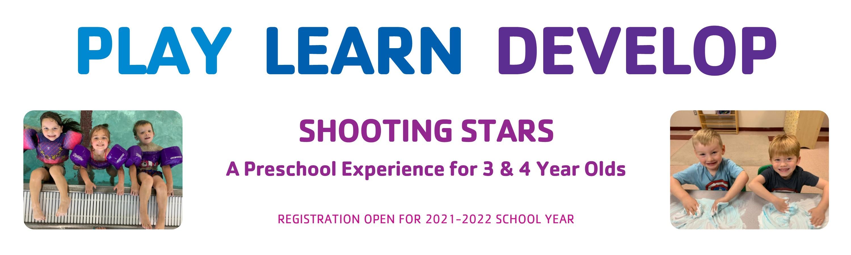 shooting stars registration