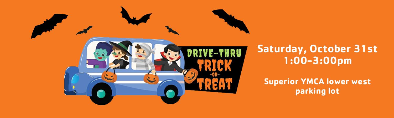 Halloween Drive Thru